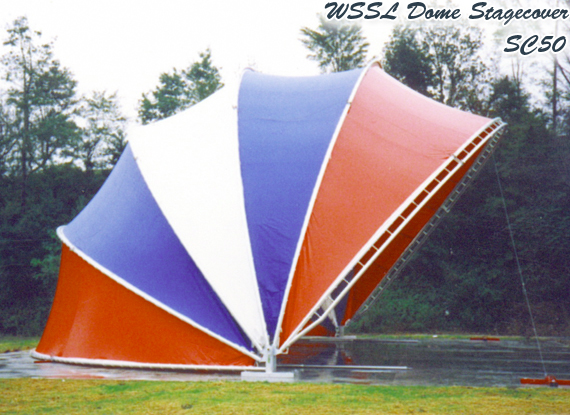 Portable Dome Structures : Warner shelter systems limited wssl world favored