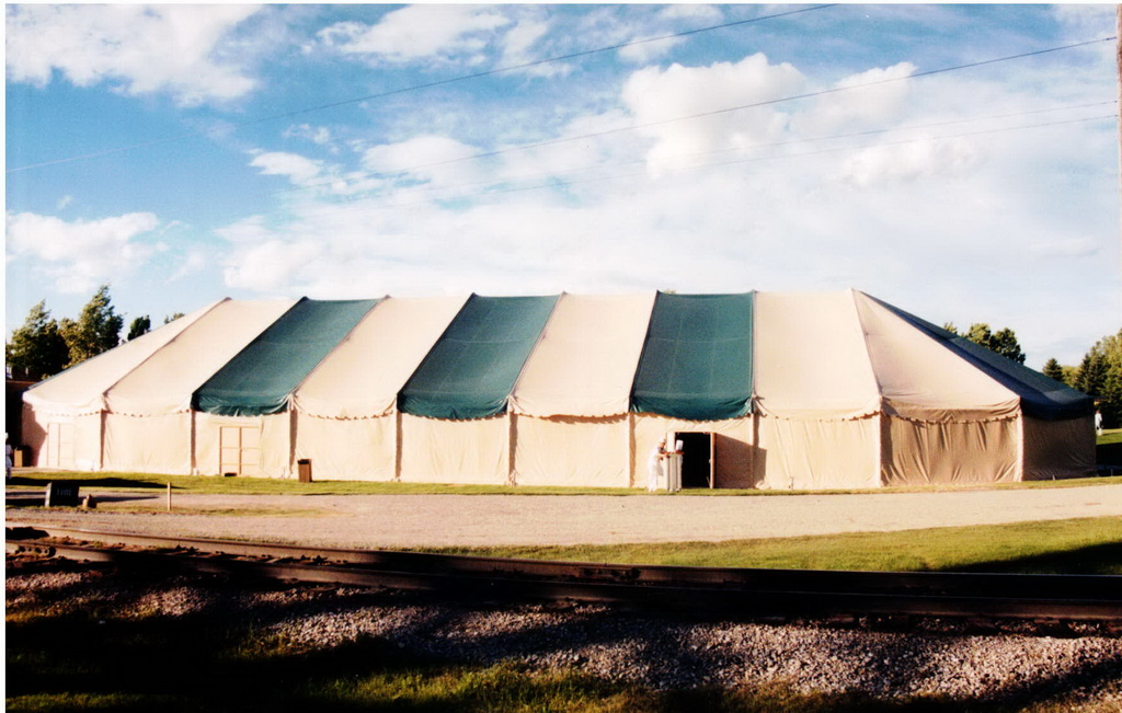 WSSL Military Portable Barracks WSSL Military Barracks WSSL Tent-C-Can Disaster Relief ... & Warner Shelter Systems Disaster Relief Tents Emergency Tents ...