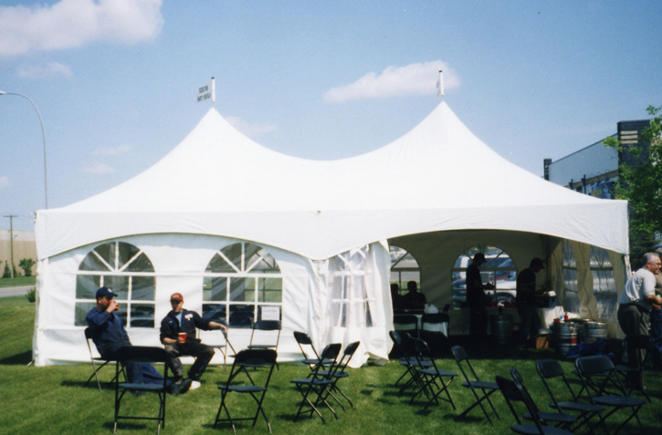 Ideal Canopy Tent & Structure – The portable fabric structures are ideal for weddings, parties, corporate events, and other occasions.