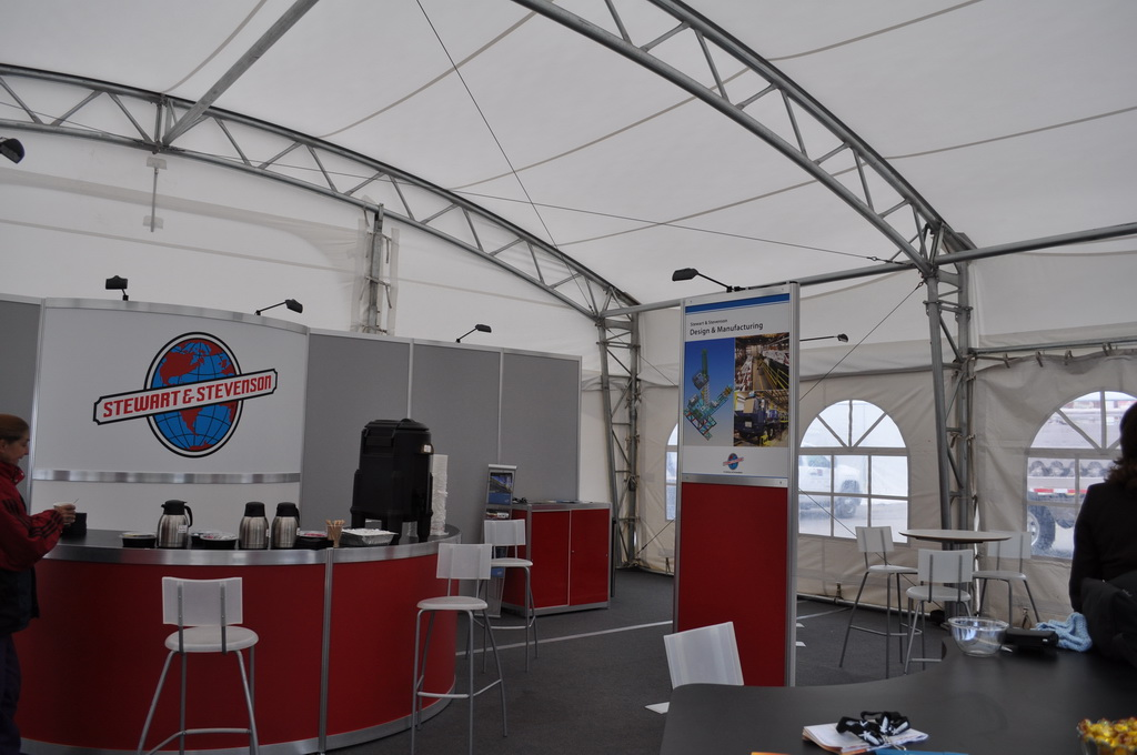 even ensured my out of WSSL Modular Clearspan Exhibition Tent & Warner shelter Systems Limited. Branded Logo tents for your events ...