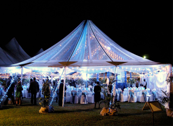 ... WSSL Peak Pole Tent Model 40X party and event tent (Courtesy of Amazing-Decor ... & Warner Shelter Systems Limited (WSSL)- World favored Manufacturer ...