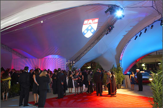 Arabesque Triad Party Tent & WSSL manufacturer of Party Tents and Fabric Structures for Sale ...