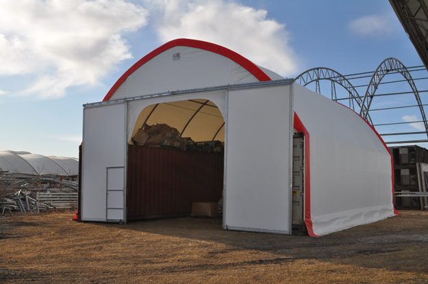 WSSL Tent-C-Can Commercial Tent & Warner shelter Systems Limited. Branded Logo tents for your events ...